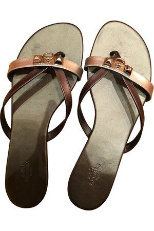 Hermès Women Sandals - Leather Sandals