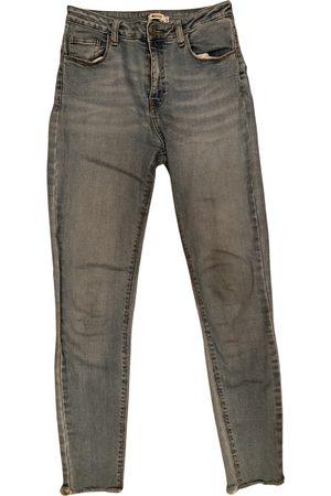 Brandy Melville Cotton - elasthane Jeans