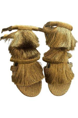 Sanayi 313 Tweed Sandals