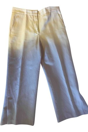 Bimba y Lola Cotton Trousers