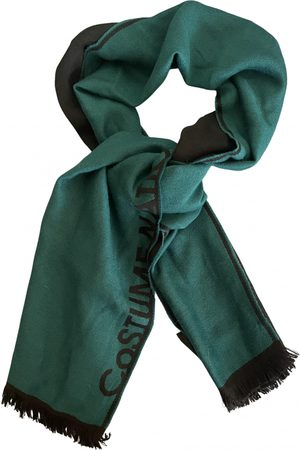 Costume National Wool scarf & pocket square