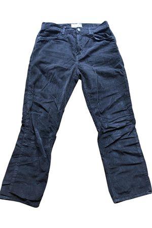 Current/Elliott Cotton Trousers