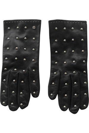 Nina Peter Leather Gloves