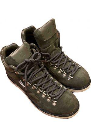 Visvim Polyester Boots