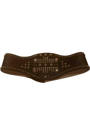 Matthew Williamson Leather Belts