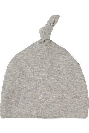 A Happy Brand Melange Baby Beanie - Unisex - 44/46 cm - Grey - Beanies