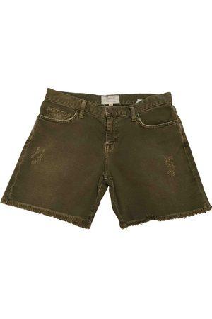 Current/Elliott Cotton - elasthane Shorts