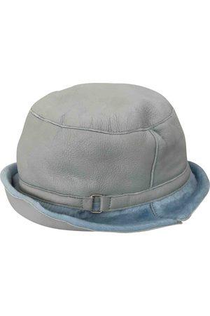 KARL DONOGHUE Leather Hats