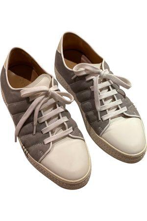 Berluti Men Sneakers - Leather Trainers
