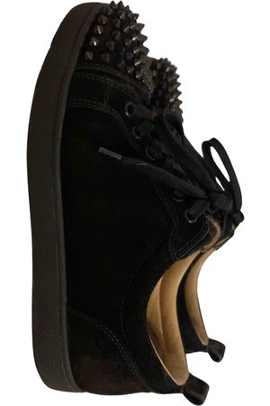 Christian Louboutin Suede Trainers