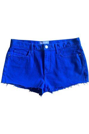 Current Elliott Cotton Shorts