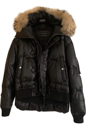 Dsquared2 Men Coats - Leather Coats