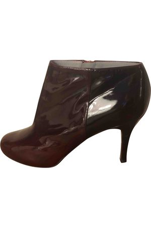 Sergio Rossi Women Ankle Boots - Patent leather Ankle Boots