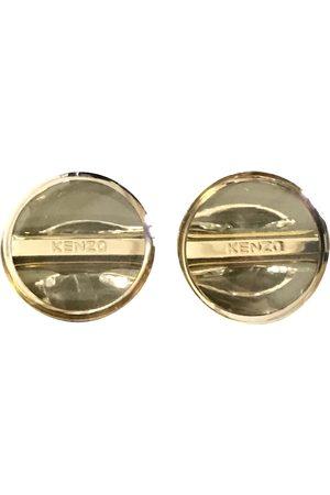 Kenzo Steel Cufflinks