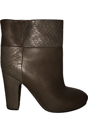 Chloé Women Ankle Boots - Leather Ankle Boots