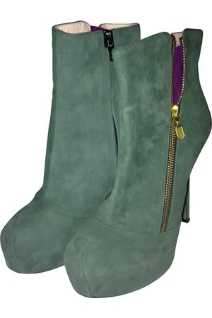 ISLO ISABELLA LORUSSO Suede Boots