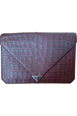 Alexander Wang Leather Clutch Bags