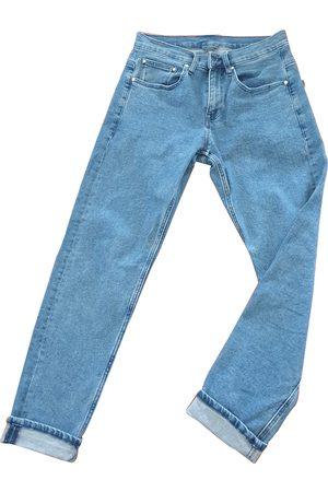 AUTRE MARQUE Cotton - elasthane Jeans