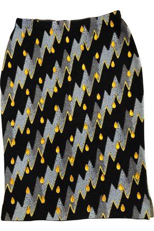 Kenzo Wool mid-length skirt