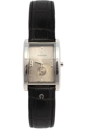 Aigner Stainless Steel Modena Nudo A16100 Men's Wristwatch 30 mm
