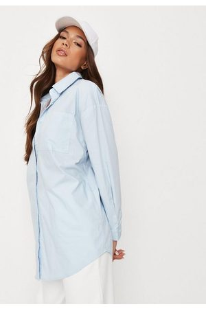 Missguided Extreme Oversized Poplin Shirt