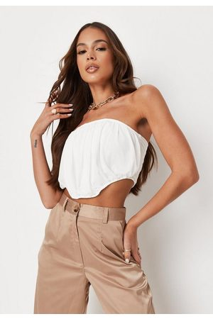 Missguided Drape Corset Top