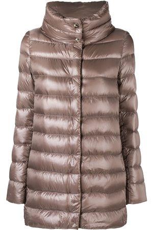 HERNO Women Puffer Jackets - Padded coat - Neutrals