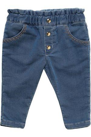 Chloé Girls Stretch - Stretch Cotton Jeans