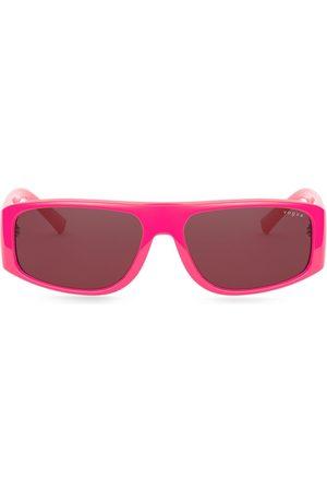 vogue Oversized square sunglasses