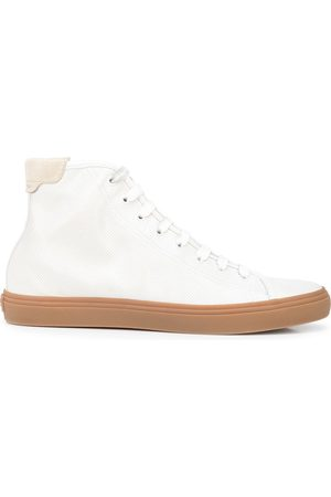 Saint Laurent Larry mid-top sneakers