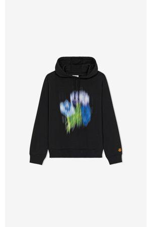 Kenzo Oversize 'Coquelicot' hooded sweatshirt