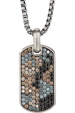 David Yurman 35mm Streamline Tag necklace