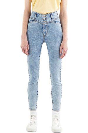 Levi's Utility Mile High Ankle Jeans 23 Cmon