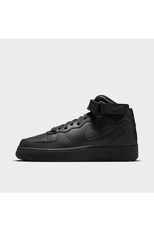 Nike Casual Shoes - Big Kids' Air Force 1 MId '07 LE Casual Shoes in / Size 3.5 Leather