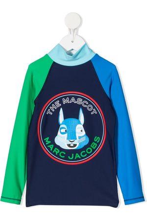 The Marc Jacobs Boys Shirts - Colour block sun shirt