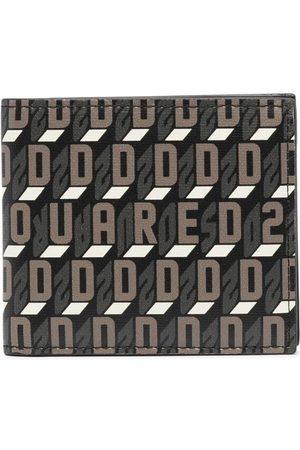 Dsquared2 Geometric-print wallet