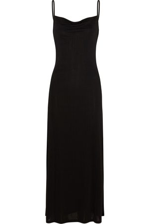 Free People Bare It All stretch-jersey maxi dress