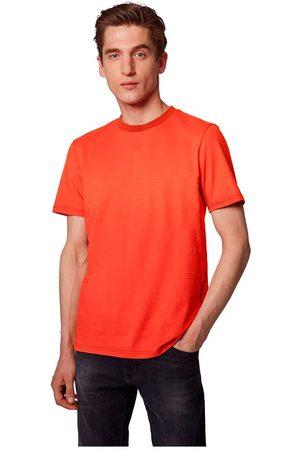 HUGO BOSS Men Short Sleeve - Like Short Sleeve T-shirt XXL Dark