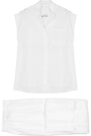 THE SLEEP SHIRT Women Pajamas - Linen pyjama set