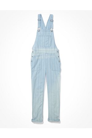 American Eagle Outfitters Denim Tomgirl Overall Women's S