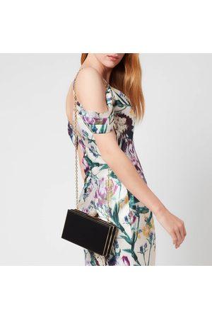 SOPHIA WEBSTER Women's Clara Bijou Box Clutch Bag