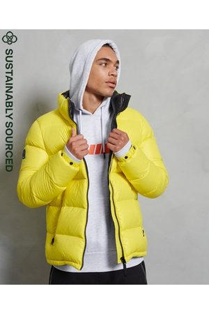 Superdry Men Puffer Jackets - Luxe Alpine Down Padded Jacket