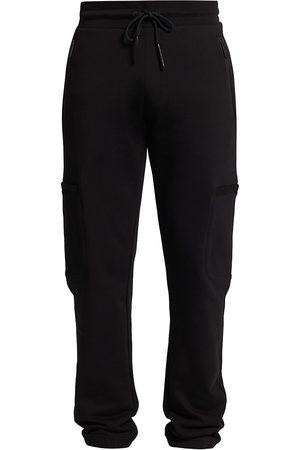 Moncler Men's Multi-Zip Drawstring Track Pants - - Size XXXL