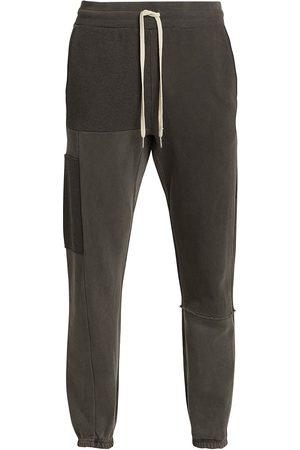 JOHN ELLIOTT Men's Reconstructed Sweatpants - Washed - Size Medium