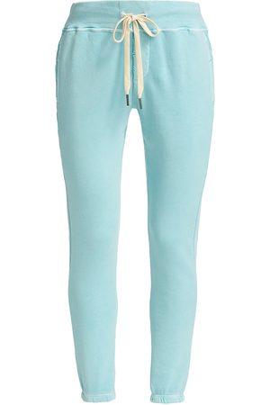 NSF Women's Sayde Cotton Sweatpants - Pigment - Size Large
