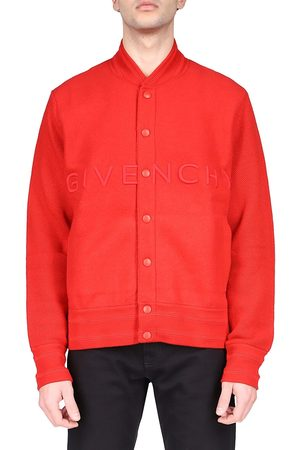 Givenchy Men's Knitted Bomber Jacket - - Size XXL