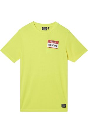 WeSC Men's Max Them They T-Shirt - - Size Small