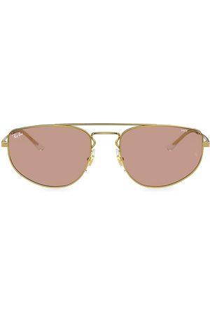 Ray-Ban Women's RB366855 55MM Rectangular Sunglasses - Top