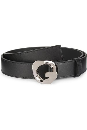 Givenchy Men's G-Chain Leather Belt - - Size 36