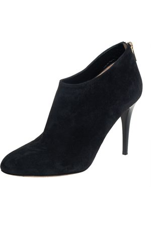 Jimmy Choo Suede Ankle Boots Size 40